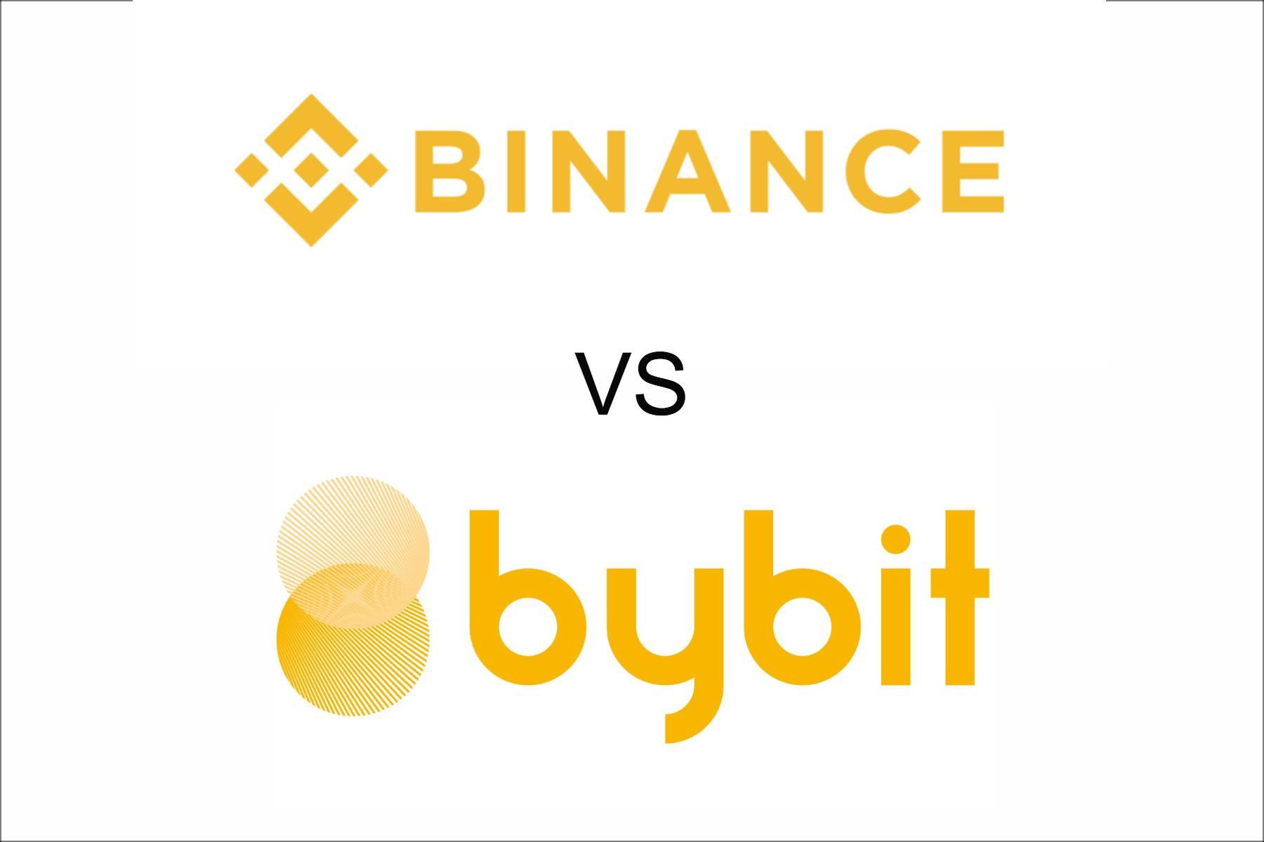 Binance futures vs. Bybit