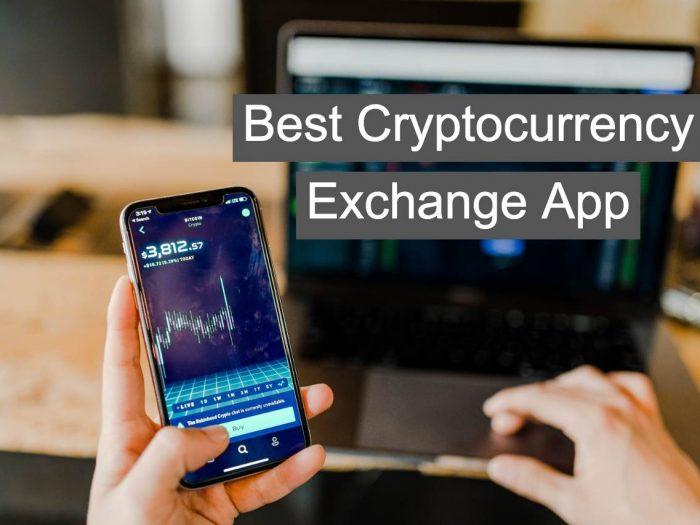 Best cryptocurrency Exchange app