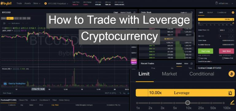 how to leverage cryptocurrency