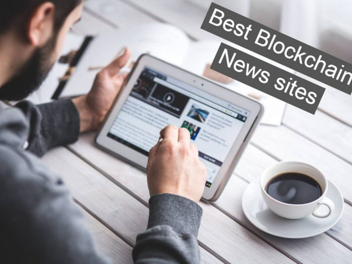 best blockchain news sites