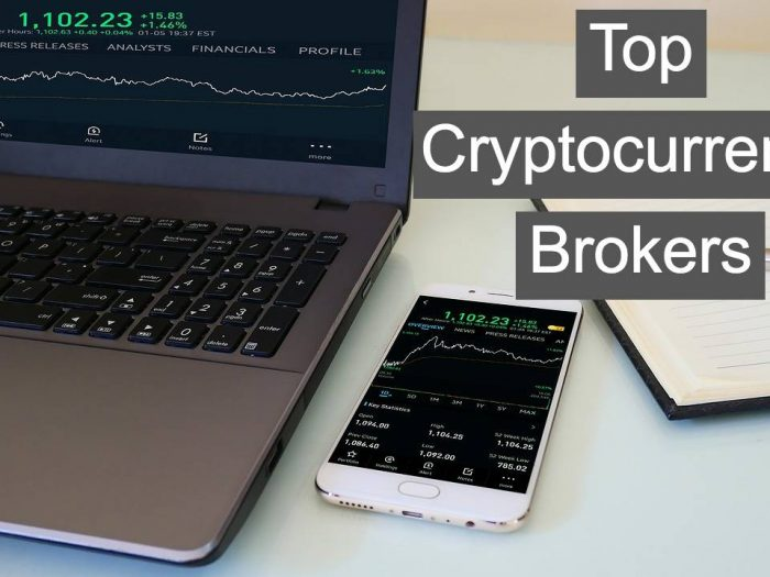 top cryptocurrency brokers
